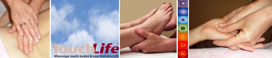Schule für TouchLife Massage Graz